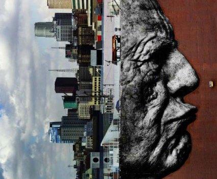 A arte de Jr online, no site Artsy