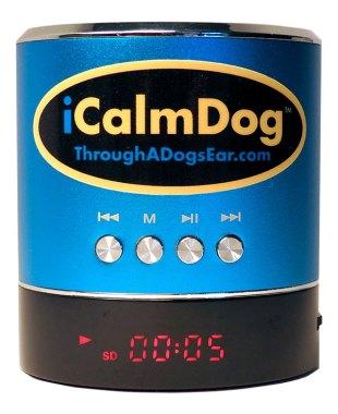 Cães e Gadgets. iCalmDog