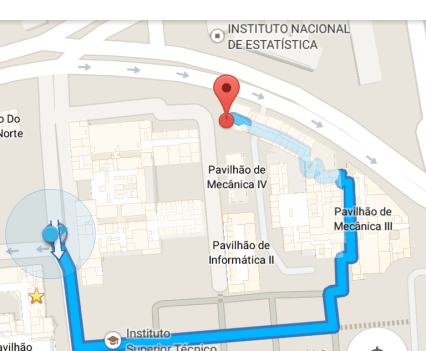 Indoor Maps, da Google