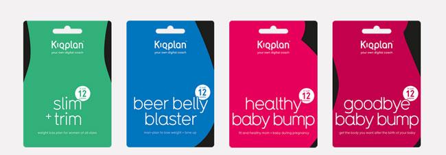 Para melhorar a qualidade de vida. Kiqplan