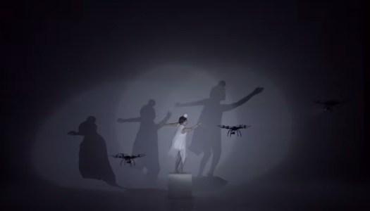 Dançar com drones