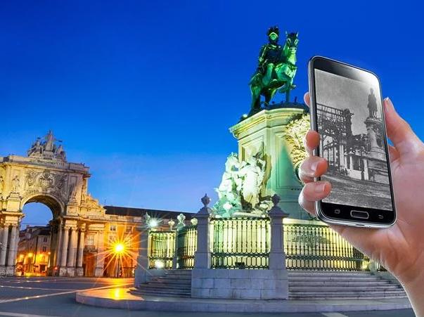 Lisboa. Turismo com Realidade Aumentada