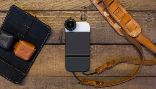 Transforme o smartphone numa  super câmara