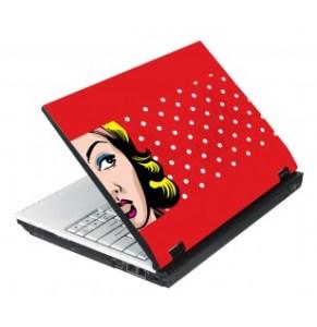 Personalizar computador portátil. Skin Pop Art, da Hom3