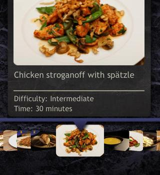 Culinária: 5 chefs em 5 apps. Gordon Ramsey