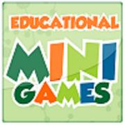 Apps educativas e divertidas para crianças. Mini Games app