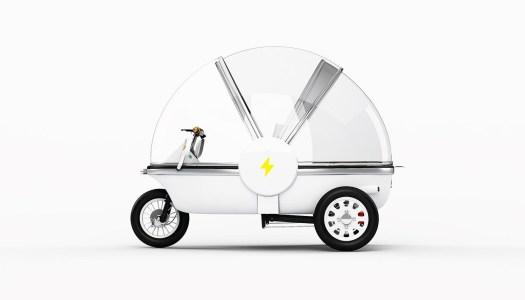 UOU: O carro elétrico português
