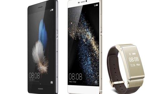 Novidades Huawei já nas lojas