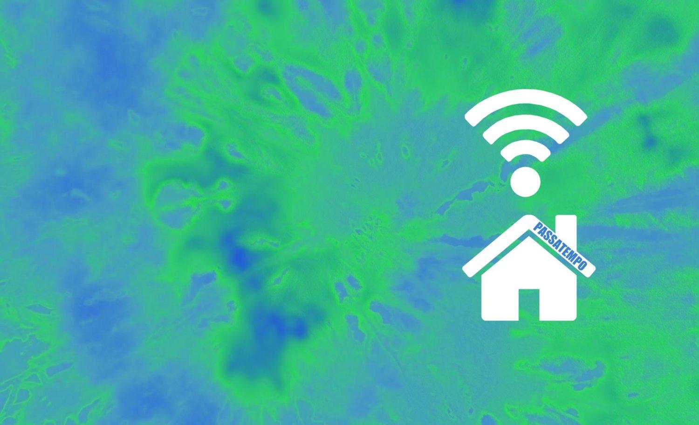 Passatempo Wi-Fi em Toda a Casa sem Problemas!