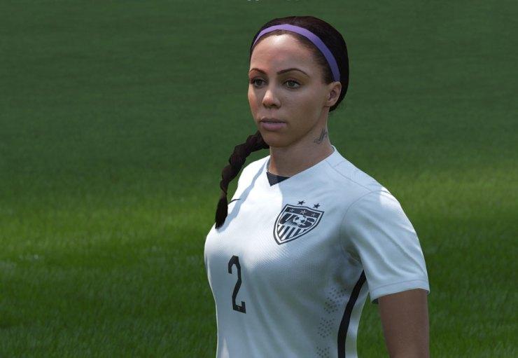 Futebol. FIFA 16 com as Seleções Nacionais Femininas