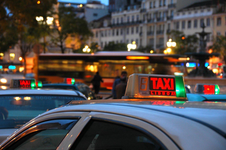 Apps para chamar táxis