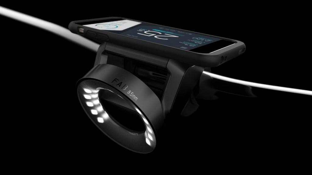 Gadgets para pedalar melhor. COBI