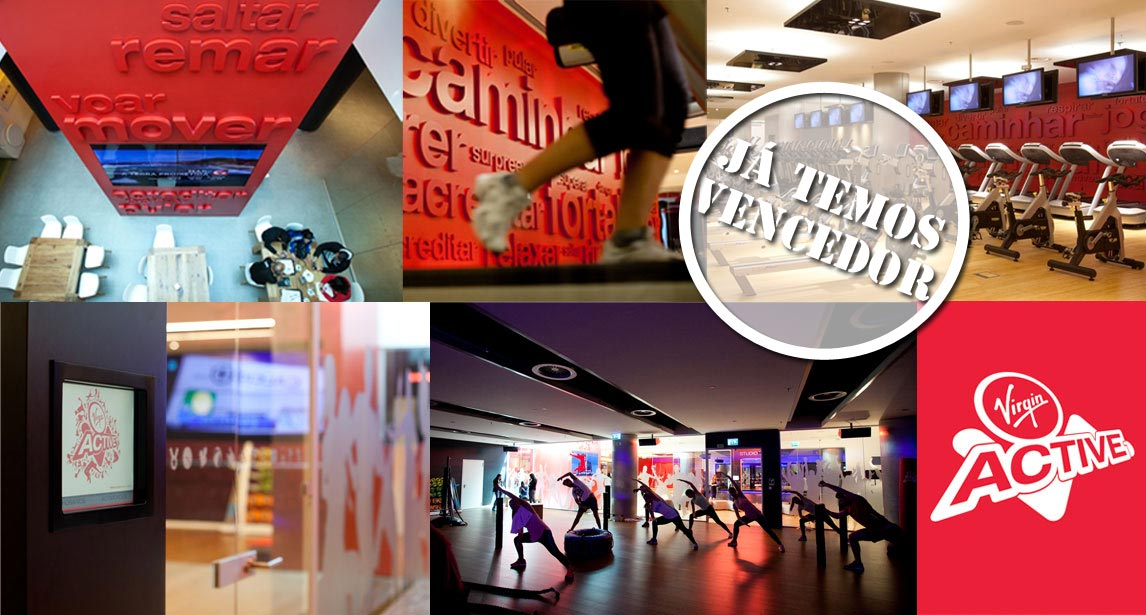 Passatempo Total Fitness – Virgin Active Resultado