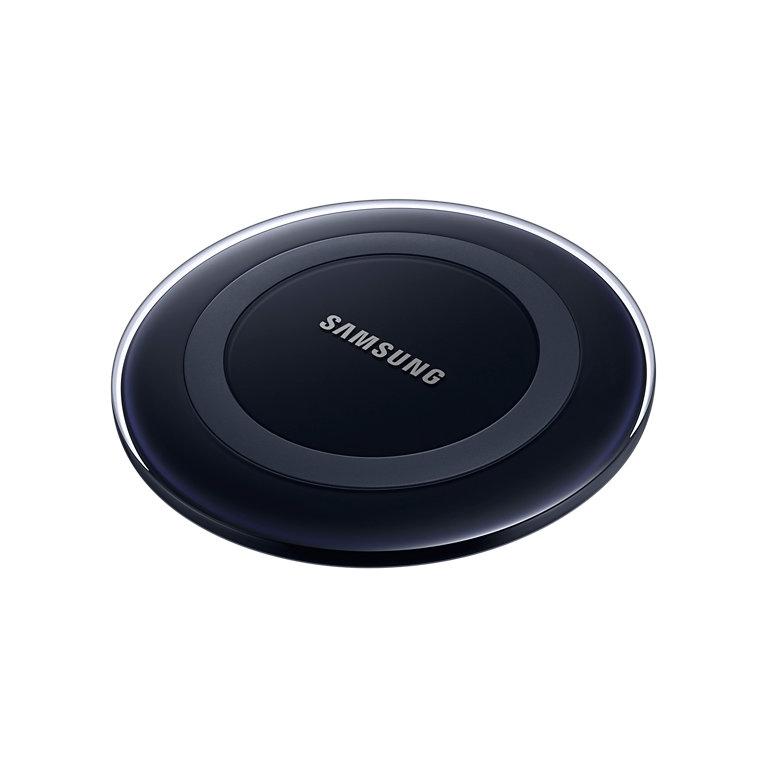 Novos acessórios Samsung para Galaxy S6. Carregador sem fios