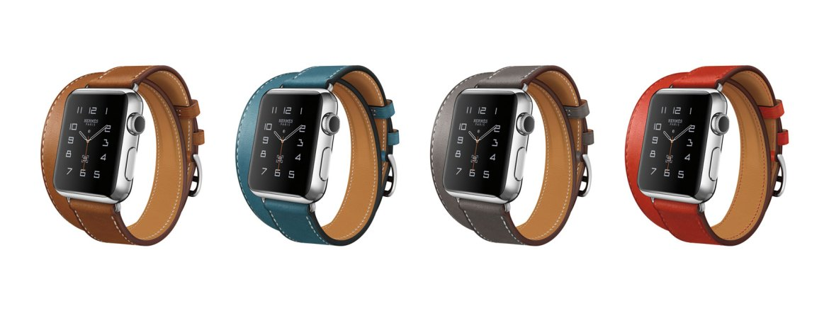 Apple Watch Hermès Double Tour