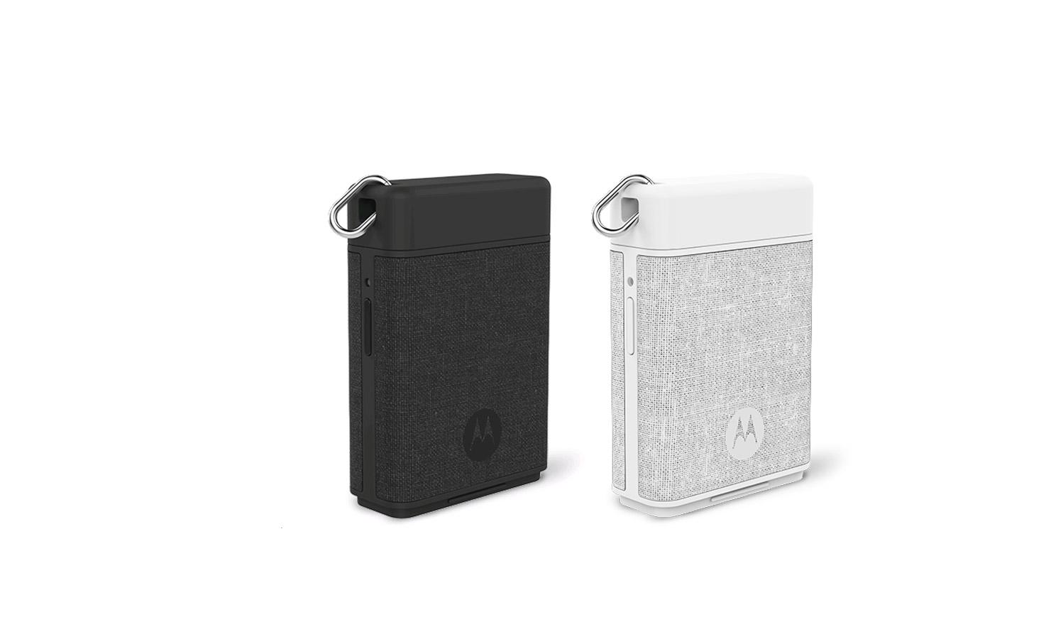 Motorola Power Pack Micro. Para carregar a bateria do smartphone, localizá-lo ou localizar a chaves
