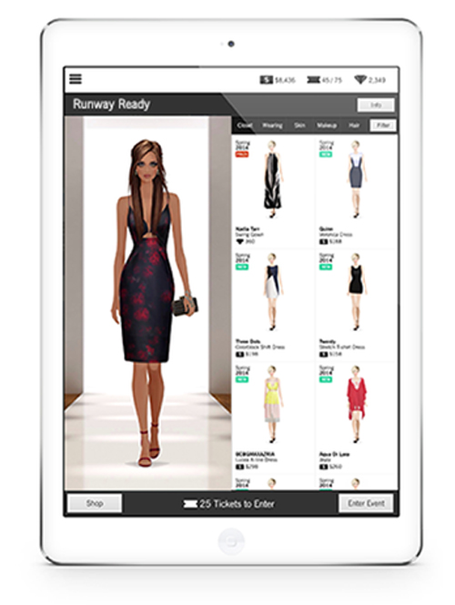Tecnologia na NY Fashion Week. Yigal Azrouël e a app Covet Fashion