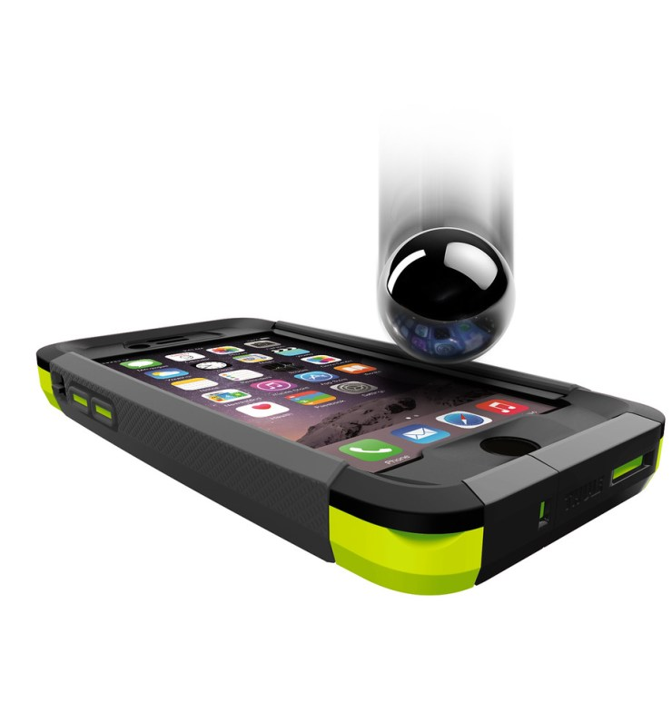 Capas ultrarresistentes Atmos X5, da Thule, para iPhone