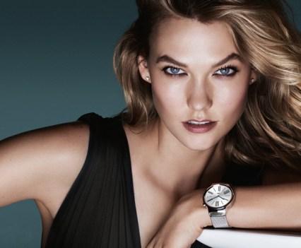 Huawei Watch. Karlie Kloss fotografada por Mário Testino