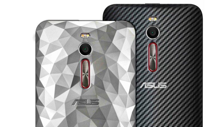 Edição especial Deluxe do ZenFone 2, da Asus