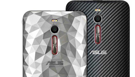 ZenFone 2 em edição especial Deluxe