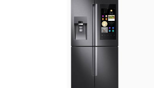 Um frigorífico mais que inteligente