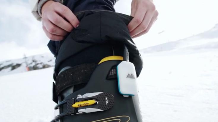 Carv, da MotionMetrics, para melhorar a técnica de ski na neve