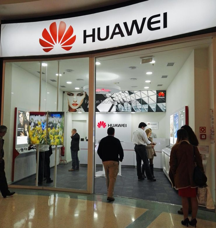 Huawei abre a sua primeira loja em Portugal