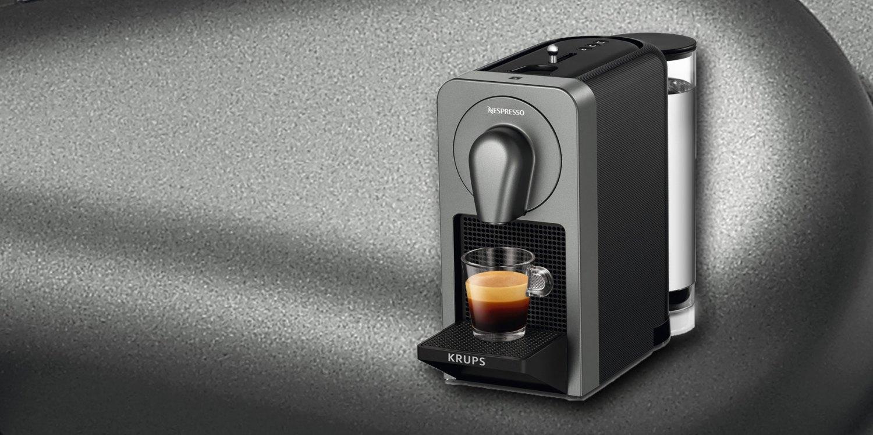 Prodigio, a máquina de café Nespresso conectada