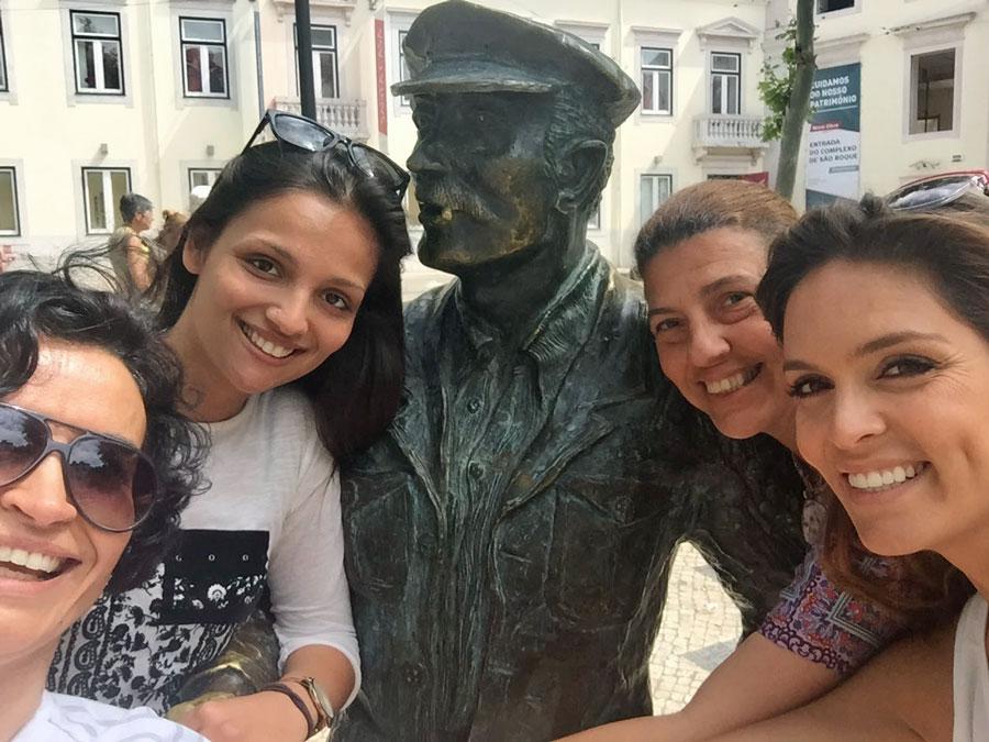 Lisboa com Google - Cautela