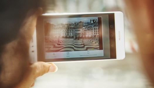 Viajar: Lisboa com apps Google