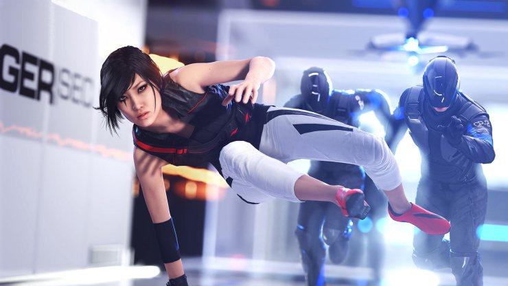 Videojogo: Mirror's Edge Catalyst, da Electronic Arts