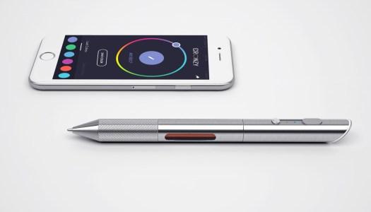 Uma caneta, milhões de cores!