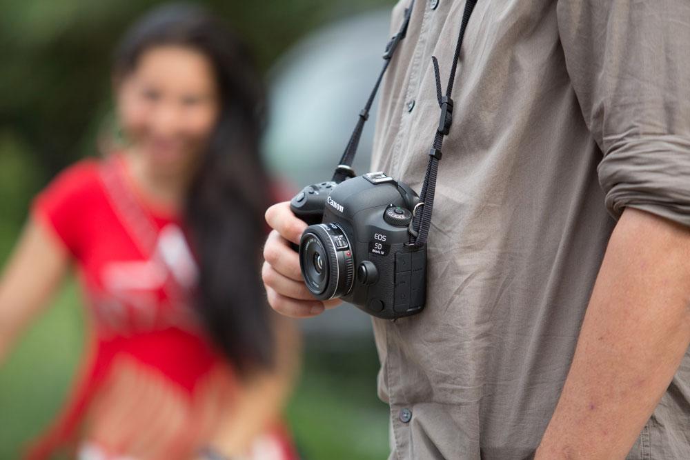 Fotografias perfeitas com a nova EOS 5D Mark IV, da Canon