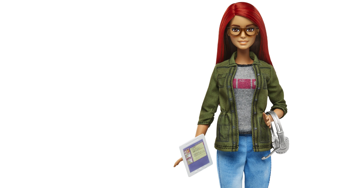 Barbie Game Developer