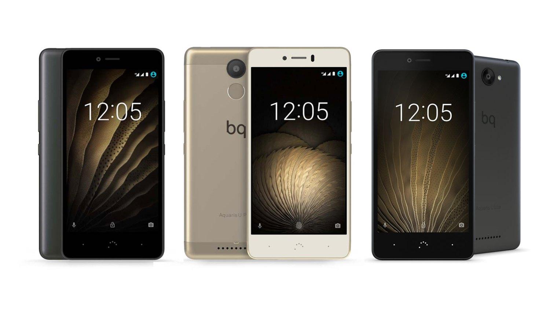 Gama Aquaris U. Os smartphones democráticos da BQ