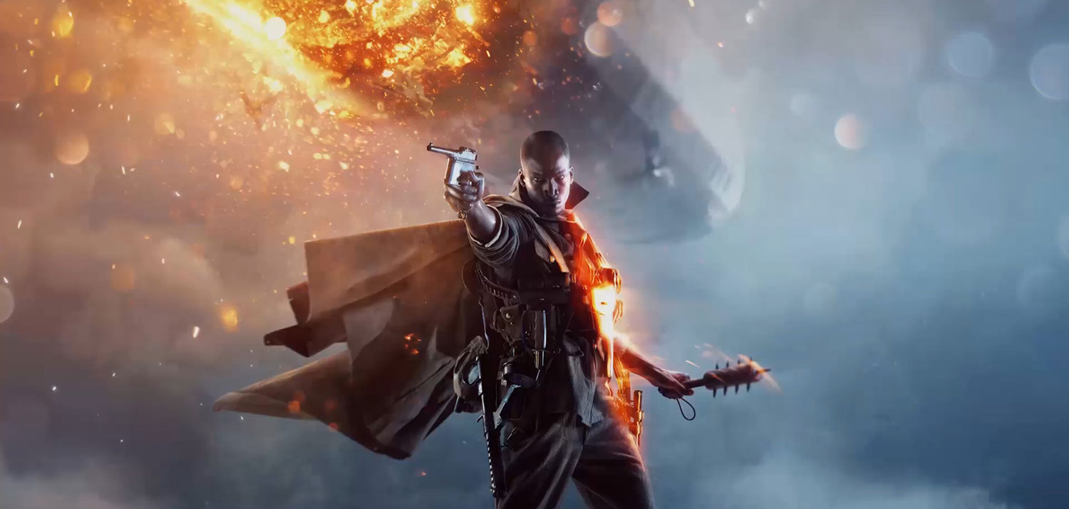 Battlefield 1, da Electronic Arts