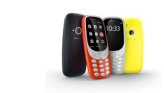Nokia 3310: O regresso de um clássico, mas com muita pinta