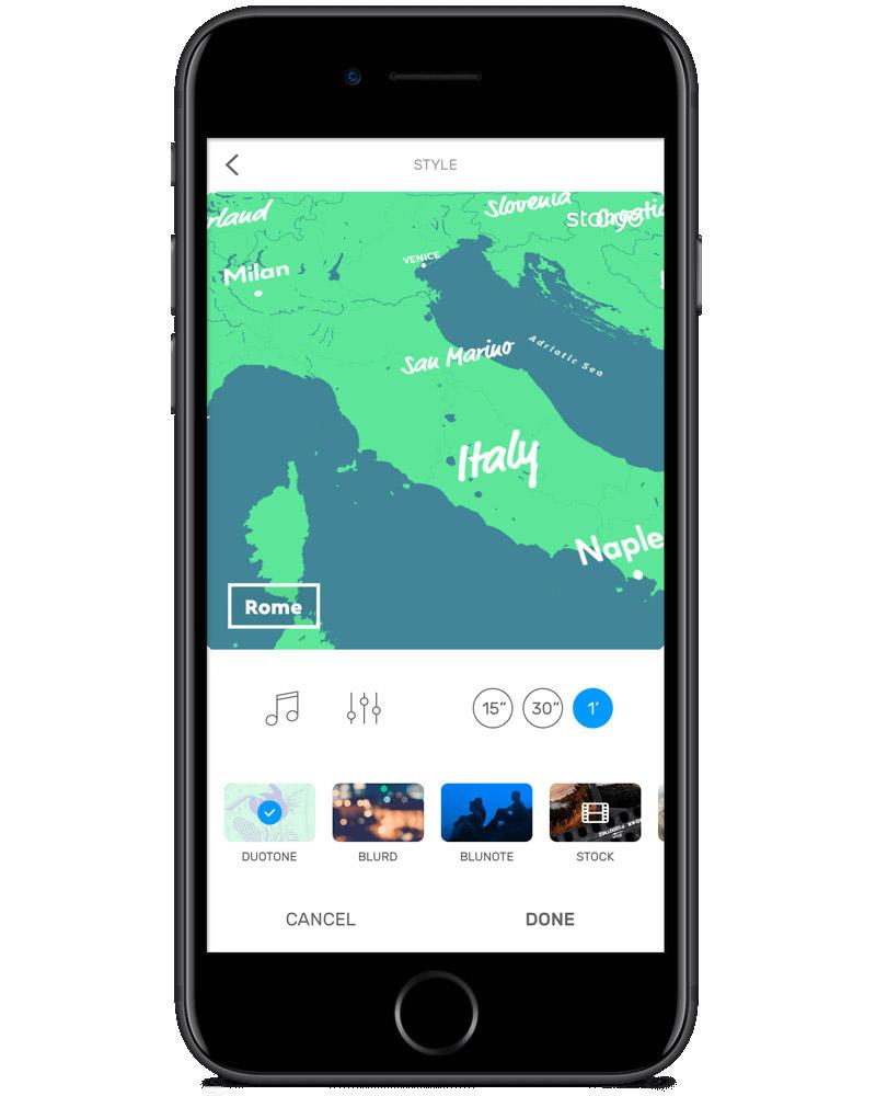 Storyo 2.0 com vídeos automáticos ainda mais completos