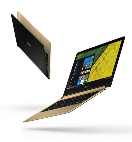 O portátil ultrafino da Acer e outras novidades. Swift 7
