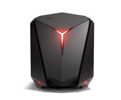 Gaming: Desktop Y720 Cube, da Lenovo