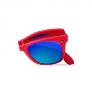 Detalhe Oculos Dobravel do Sunny Kit, da Puro