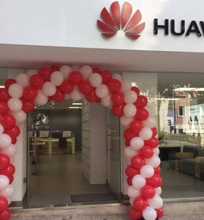 Apoio ao cliente Huawei
