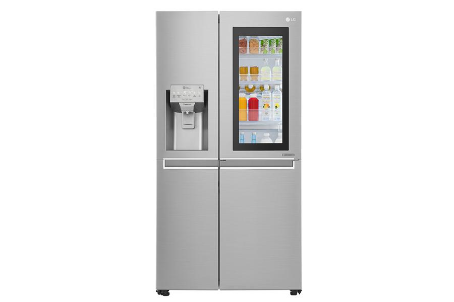 Eletrodomésticos para quem não tem tempo para nada. LG Smart Instaview