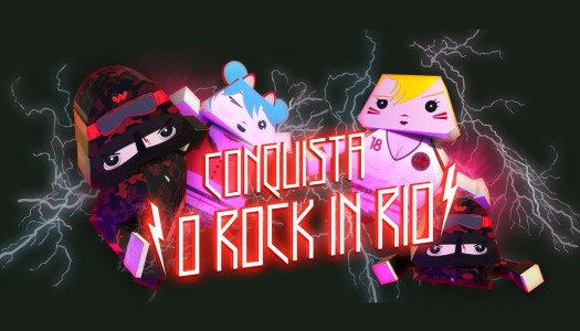 Gaming no Rock in Rio