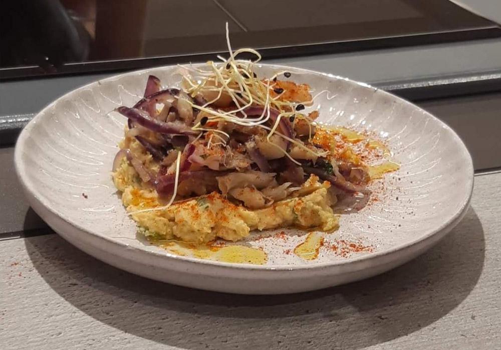 Receita Hotpoint de Bacalhau Picante by chef Sílvia Brandi