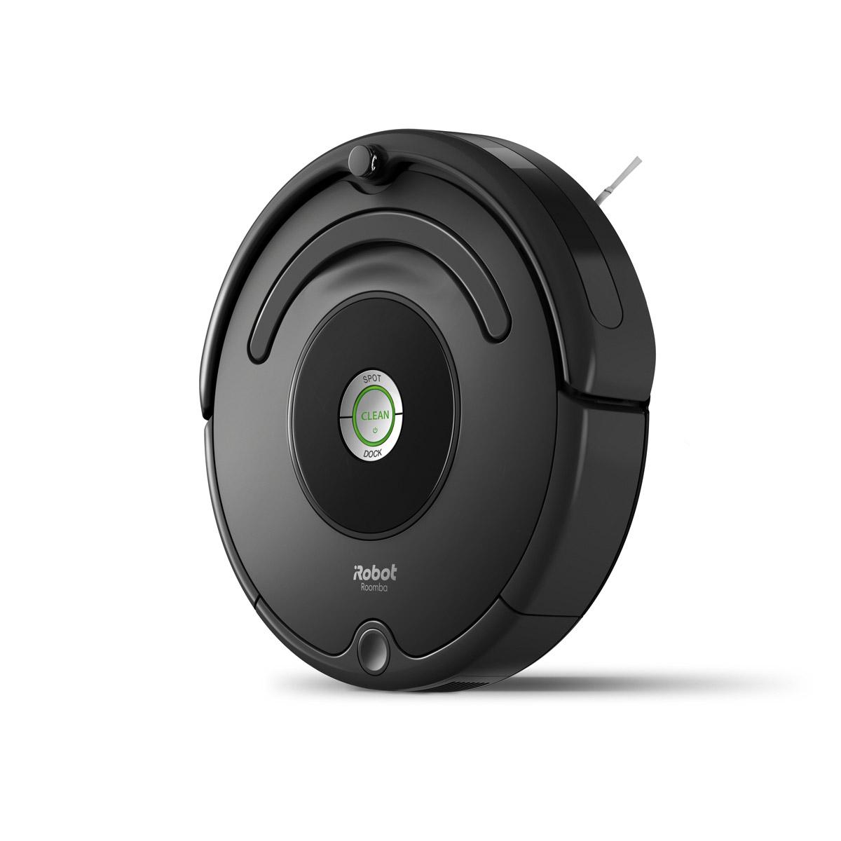 O novo Roomba 676, da iRobot