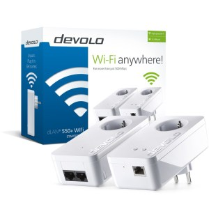 kit devolo dLAN 550+ WiFi