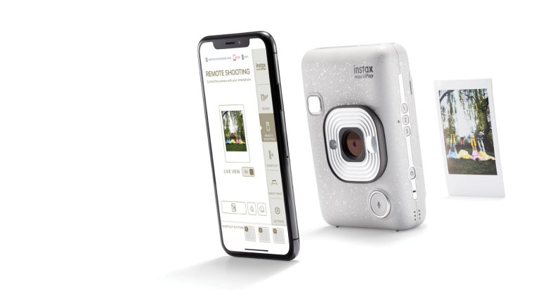 Instax Mini LiPlay, da Fujifilm,