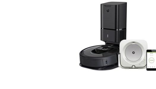 iRobot: Limpeza inteligente a dobrar
